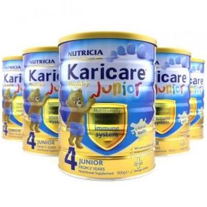 【新西兰直邮包邮】Karicare 可瑞康金装 4段 6罐/箱 保质期至2020年11月