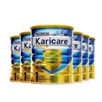【新西兰直邮包邮】Karicare 可瑞康金装 1段 6罐/箱 保质期至2021年3月