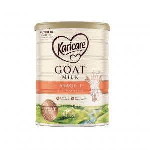 【新西兰直邮包邮】Karicare 可瑞康羊奶 1段(新版) 6罐/箱 保质期至2022年4月