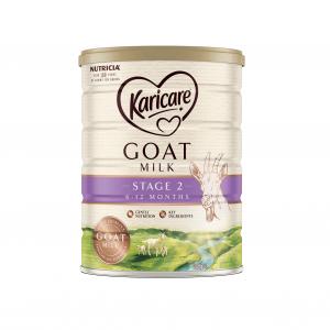 【新西兰直邮包邮】Karicare 可瑞康羊奶 2段(新版) 6罐/箱 保质期至2022年10月