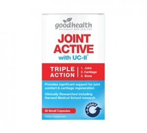【最划算】Good health 好健康 原动力关节灵胶囊 30粒 保质期至20.03