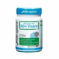 【最划算】Life Space 老年人益生菌 60粒 保质期至20.03