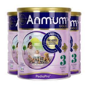 【新西兰直邮包邮】Anmum 安满3段 (3罐装) 保质期至2022年9月